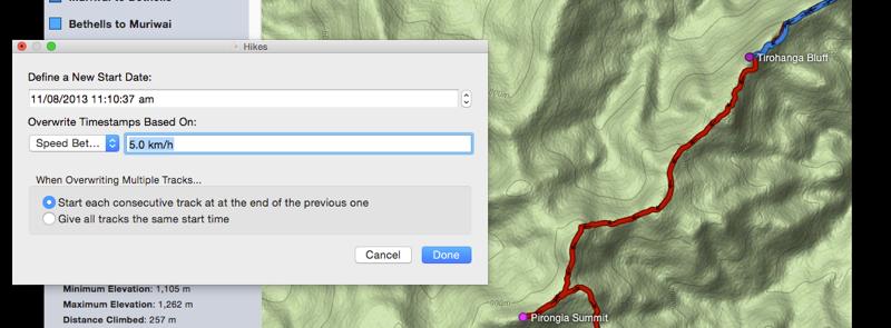 Edit GPS Data Like a Champ | Adze